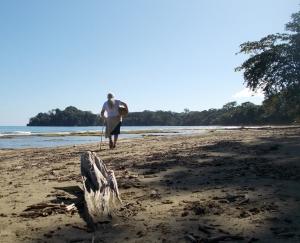 Pipa motherlode, Punta Uva playa